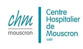 Logo CHM de Mouscron